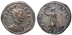 Ancient Coins - Probus PAX from Lyons
