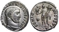 Ancient Coins - Maximinus II GENIO AVGVSTI from Antioch