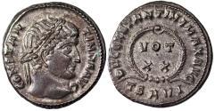 Ancient Coins - Constantine I VOT XX from Thessalonica...ex-Dattari