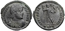 Ancient Coins - Jovian VICTORIA ROMANORVM from Thessalonica