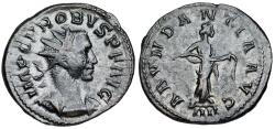 Ancient Coins - Probus ABVNDANTIA AVG from Lyons