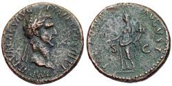 Ancient Coins - Nerva FORTVNA AVGVST from Rome