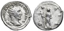Ancient Coins - Trajan Decius DACIA from Rome