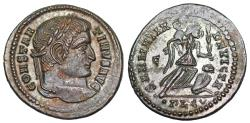 Ancient Coins - Constantine I SARMATIA DEVICTA from Lyons