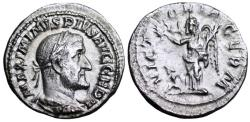 Ancient Coins - Maximinus I VICTORIA GERM from Rome