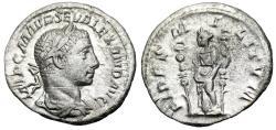 Ancient Coins - Severus Alexander FIDES MILITVM from Rome