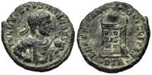 Ancient Coins - Crispus BEATA from Trier...Not in RIC