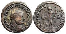 Ancient Coins - Maximianus GENIO POPVLI ROMANI from Alexandria… struck under Domitius Domitianus