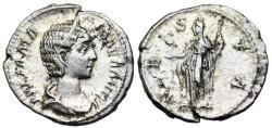 Ancient Coins - Julia Mamaea VESTA from Rome