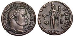 Ancient Coins - Maximinus II GENIO CAESARIS from Alexandria
