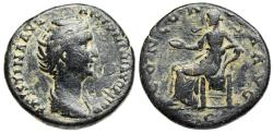 Ancient Coins - Faustina I CONCORDIA AVG from Rome