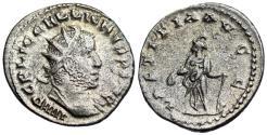 Ancient Coins - Gallienus LAETITIA AVGG from Rome