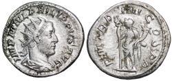 Ancient Coins - Philip I P M TR P III COS P P; Felicitas from Rome