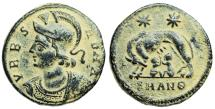 Ancient Coins - VRBS ROMA from Antioch
