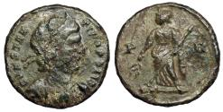 Ancient Coins - Constantinopolis with PAX reverse