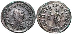 Ancient Coins - Maximianus HERCVLI PACIFERO from Lyons…Not in RIC