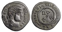 Ancient Coins - Unofficial Constantinian VOT XX in Ticinum style