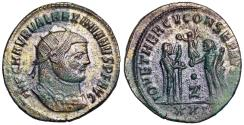 Ancient Coins - Maximianus IOV ET HERCV CONSER AVGG from Antioch