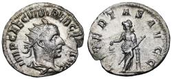 Ancient Coins - Trebonianus Gallus LIBERTAS AVGG from Rome