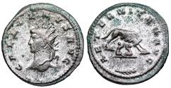 Ancient Coins - Gallienus AETERNITAS AVG from Antioch