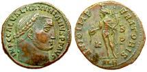 Ancient Coins - Galerius GENIO IMPERATORIS  from Alexandria