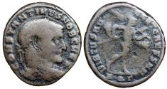 Ancient Coins - Constantine I VIRTVS AVGG ET CAESS NN from Aquileia
