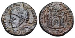 Ancient Coins - Constantine I VLPP from Trier...unofficial issue