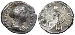 Ancient Coins - Faustina II CONCORDIA from Rome