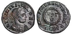 Ancient Coins - Licinius II VOT V from Rome… cryptogram eros/amor mintmark