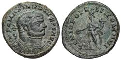 Ancient Coins - Maximianus GENIO POPVLI ROMANI from London