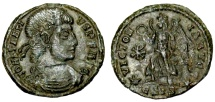 Ancient Coins - Constantius II VICTORIA AVGG from siscia
