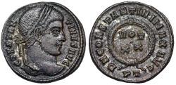 "Ancient Coins - Constantine I VOT XX from Ticinum…""monneron hoard"""