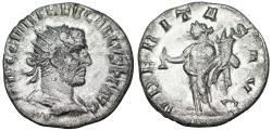 Ancient Coins - Trebonianus Gallus VBERITAS AVG from Antioch