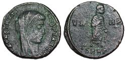 Ancient Coins - Constantine I…Posthumous issue from Heraclea…Not in RIC