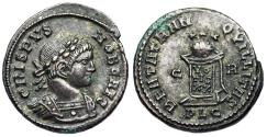 Ancient Coins - Crispus BEATA TRANQVILLITAS from Lyons