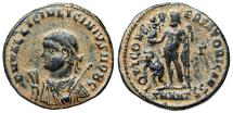 Ancient Coins - Licinius II IOVI from Antioch