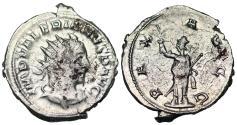 Ancient Coins - Valerian I PAX AVGG from Milan