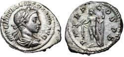 Ancient Coins - Severus Alexander P M TR P COS P P; Jupiter from Rome