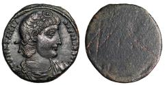 Ancient Coins - Constantine I modified into a token/ gamepiece