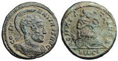 Ancient Coins - Constantine I ROMAE AETERNAE from Rome…EROS cryptogram