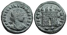 Ancient Coins - Constantine II campgate from Rome...Not in RIC