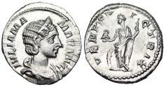 Ancient Coins - Julia Mamaea VENVS VICTRIX from Rome