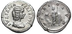 Ancient Coins - Julia Domna MATRI DEVM from Rome