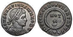 Ancient Coins - Constantine II VOT V from Ticinum…ex-Dattari