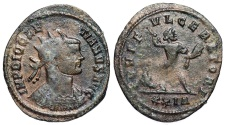 Ancient Coins - Diocletian IOVI FVLGERATORI from Rome…JUPITER THE THUNDERER