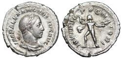 Ancient Coins - Severus Alexander IOVI PROPVGNATORI from Rome