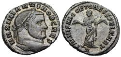 Ancient Coins - Galerius SALVIS AVGG ET CAESS FEL KART from Carthage