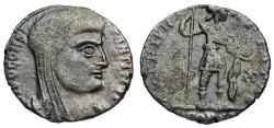 Ancient Coins - Constantine I AETERNA PIETAS from Arles…posthumous issue