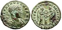 Ancient Coins - Crispus VLPP from Siscia