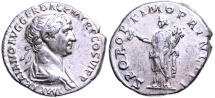 Trajan SPQR OPTIMO PRINCIPI from Rome